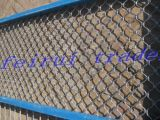Cerca del acoplamiento de la cuerda de alambre de acero inoxidable de la alta seguridad