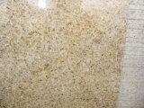 Mattonelle gialle arrugginite popolari naturali del granito G682