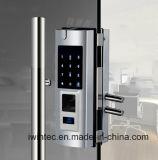 Fechamento de porta de vidro da impressão digital biométrica