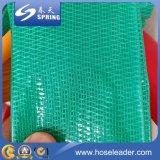 Boyau plat de configuration transparente à haute pression de PVC pour l'eau d'irrigation