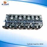 Engine Shares Cylinder Head for Mitsubishi 4D34/4D34t Me997799 Me997711