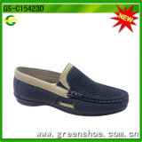 Превосходный ребенок обувает ботинки PU подошвы высокого качества мягкие