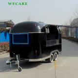 高品質の工場からの移動式食糧トレーラー