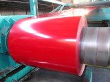 DC53DカラーコーティングPrepainted電流を通された鋼鉄コイルPPGI
