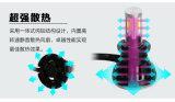Factor New Design 360 Angle Long Life Span 80W 8000lm 9-36V Auto-farol H1 H3 9005 9006 9007 com Canbus e COB Chips