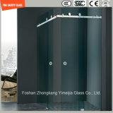 調節可能な簡単なシャワー室、シャワー機構、シャワーの小屋、浴室を滑らせるステンレス鋼フレーム6-12の緩和されたガラス