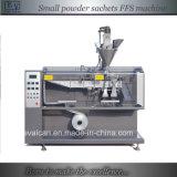 Máquina hechura/relleno/soldadura del flujo horizontal automático para el polvo