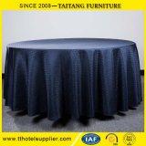 Banquet bon marché de meubles d'hôtel se pliant autour de la table de contre-plaqué