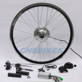 Lithium Batteryのセリウム36V Brushless Geared Electric Bike Kit