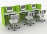 8 Seats Hot Popular Wooden Staff Office Workstation (SZ-WS138)