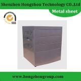 Folha personalizada de fábrica direto para a fabricação de metal da caixa elétrica