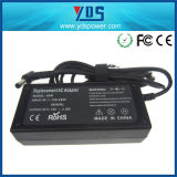 adaptador de la potencia del adaptador de la C.C. de la CA de la fuente de alimentación de 19V 3.16A 5.5*2.5