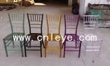 Cadeira acrílica do casamento de China