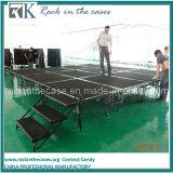 Estágio móvel de dobramento portátil por atacado do equipamento do estágio de Rk para o evento