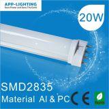 20W 4 pinos 2g11 Luz do Tubo de LED