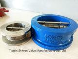 Tipo valvola di ritenuta della cialda con il disco di CF8m