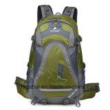 50L de Nylon Impermeável Saco mochila de desporto de viagem dobráveis