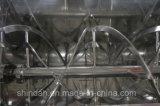 Mezclador doble de la cinta para el polvo seco, masilla, pintura de piedra verdadera
