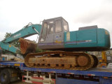 China-Lieferant des verwendeten Exkavators Kobelco Sk07n2