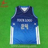 Ropa al por mayor de Healong China cuaesquiera jerseys del baloncesto de la sublimación de Sizes&Number