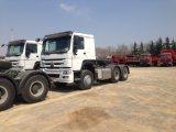 Tête neuve de remorque de camion d'entraîneur de Sinotruk 371HP HOWO