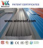 Tuile de toit anticorrosive de PVC de victoires