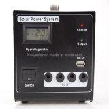 Mini sistema de energía solar portátil para el hogar