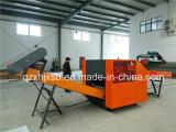 Fibra diesel del algodón que hace la máquina que rasga reciclando la máquina de rasgado del trapo de la materia textil de la máquina