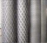 Sube o el metal expandido liso/ amplió la malla de alambre