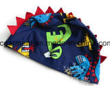 Kids Boy Swimming Suit. Cartoon Of printed T -Shirts and Pants
