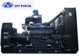 Conjunto de generador de la refrigeración por agua Wandi accionado por el motor de Wuxi