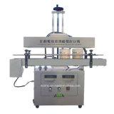 Máquina automática de selagem e revestimento de folha de alumínio de indução eletromagnética automática