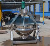 やかん(ACE-JCG-X1)を調理する400L (ガス、電気)ステンレス鋼
