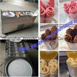 Machine frite thaïe de crême glacée (usine de Changhaï)