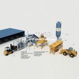 ブロックの生産ライン(QT4-15、QT6-15、QT8-15、QT10-15)