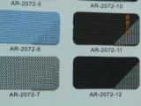 銀製のコーティング及びアルミニウム上塗を施してある30%Polyester 70%PVCの巻上げ式ブラインドの日焼け止めファブリックまたは窓カーテンファブリック