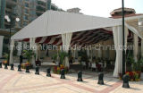 20X50mの大きい食糧展覧会のテントの販売(ML-005)のための白い玄関ひさしのテント