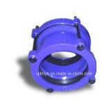 Переходника фланца дуктильного утюга быстро для трубы PVC/PE