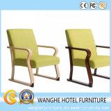 Form-grüne Farben-Schlafzimmer-guter Entwurfs-Aufenthaltsraum-Stuhl