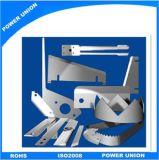Personalizar D2 Las hojas de acero de herramienta para cortar el plástico