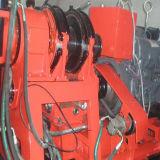 Kleines Fahrzeug eingehangene Bohrloch-Wasser-Vertiefungs-Ölplattform