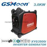 generador del inversor de la gasolina de 3000W 4-Stroke con teledirigido