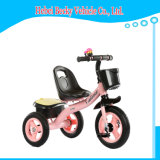 Cer-scherzt anerkannter China-Baby-Dreiradkind-Roller Dreirad