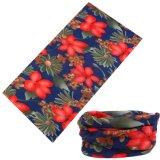 Sciarpa Mixed di disegno del fiore di colore (YT-9105)