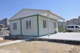 조립식 가벼운 강철 구조물 박공 지붕 집 (KXD-SSB21)
