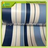 고품질 천막 Turck를 위한 입힌 줄무늬 PVC 방수포는 PVC 방수포를 덮는다