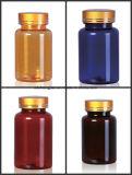 بالجملة [120مل] محبوب أسود بلاستيكيّة زجاجات لأنّ الطبّ يعبّئ