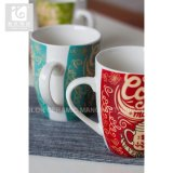 Caneca de café cerâmica da oferta 14oz da fábrica de China