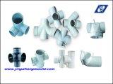 Plastik-PVC-doppeltes Stück-Spritzen