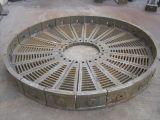 Doublures élevées superbes résistantes à l'usure de moulin de Manganesesteel pour le moulin de mine